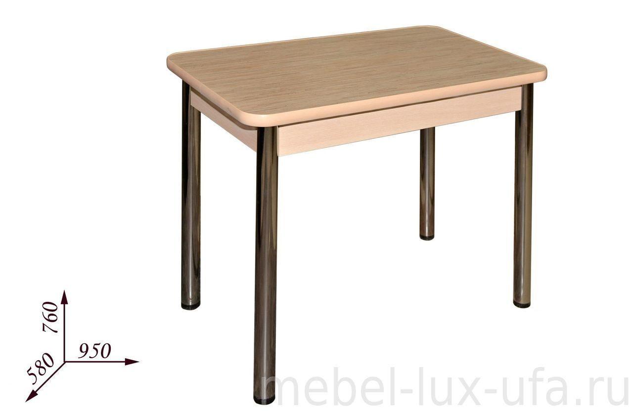 Кухонные металлический стол 7 фотография