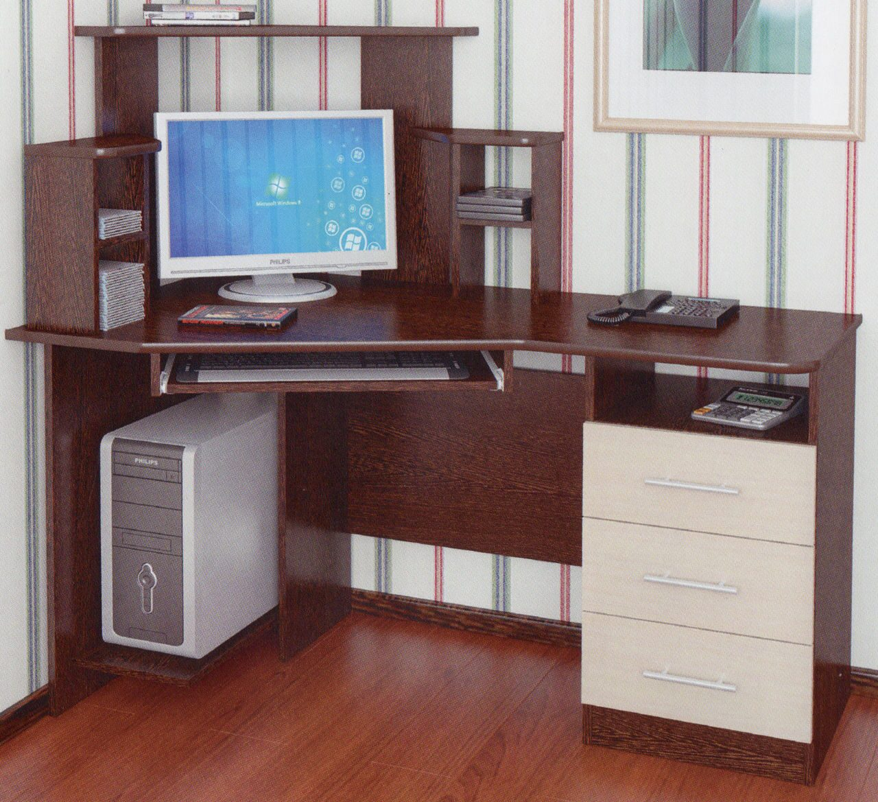 фото мебели компьютерный стол