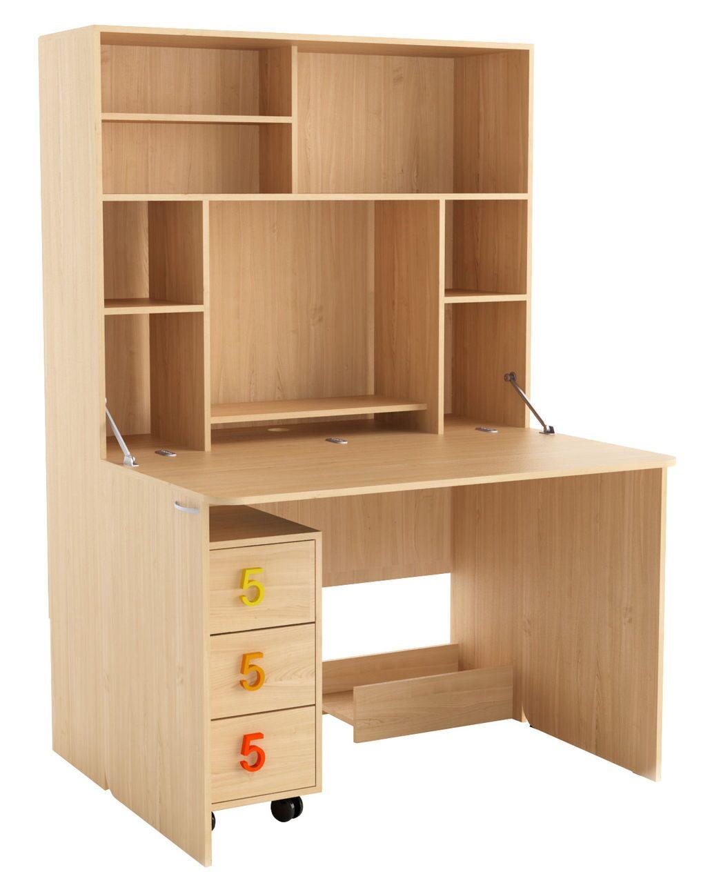 стол трансформер для отличника купить в мебель люкс уфа