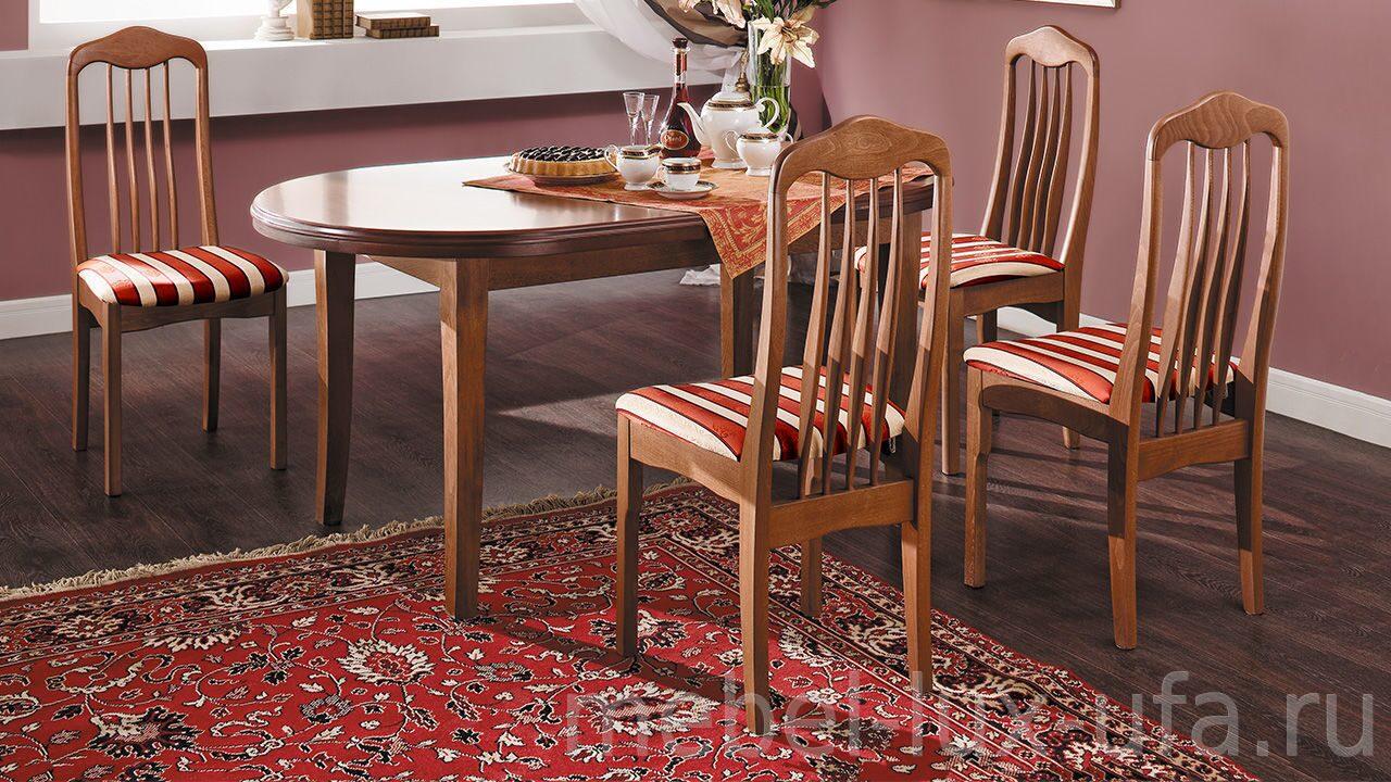 купить деревянный обеденный стол в интернет магазине мебель